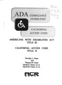 ADA Compliance Book