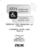 ADA Compliance Book