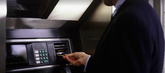 ADA Compliance ATM