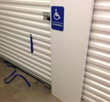 ADA Storage Disability Products