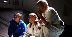 visually impaired Judo